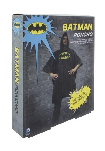 DC Comics Batman Poncho