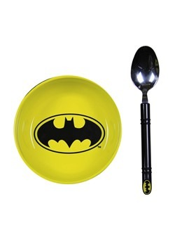 Batman Breakfast Set
