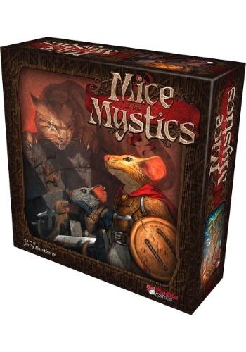 Mice and Mystics Board Game