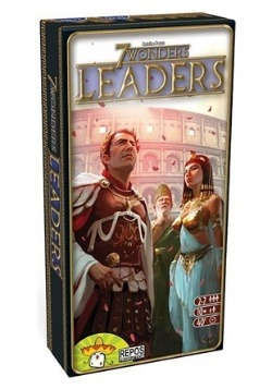 7 Wonders: Leaders Board Game Expansion