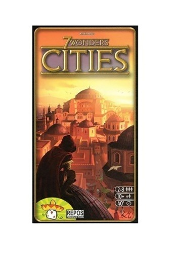 7 Wonders: Cities Board Game Expansion
