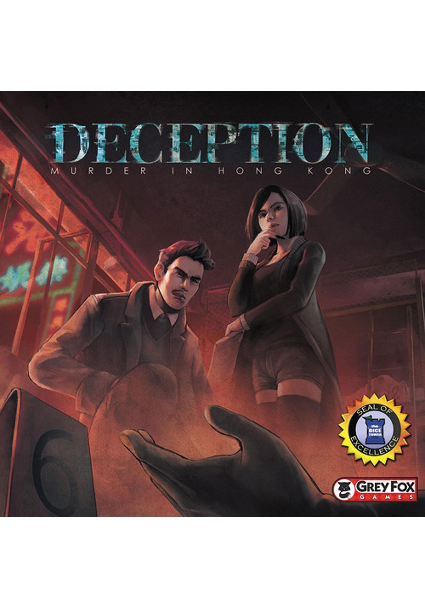 Deception:_Murder_in_Hong_Kong_Game