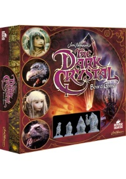 Jim Henson`s The Dark Crystal: The Board Game
