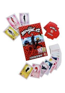 Miraculous Ladybug Throwdown Card Game