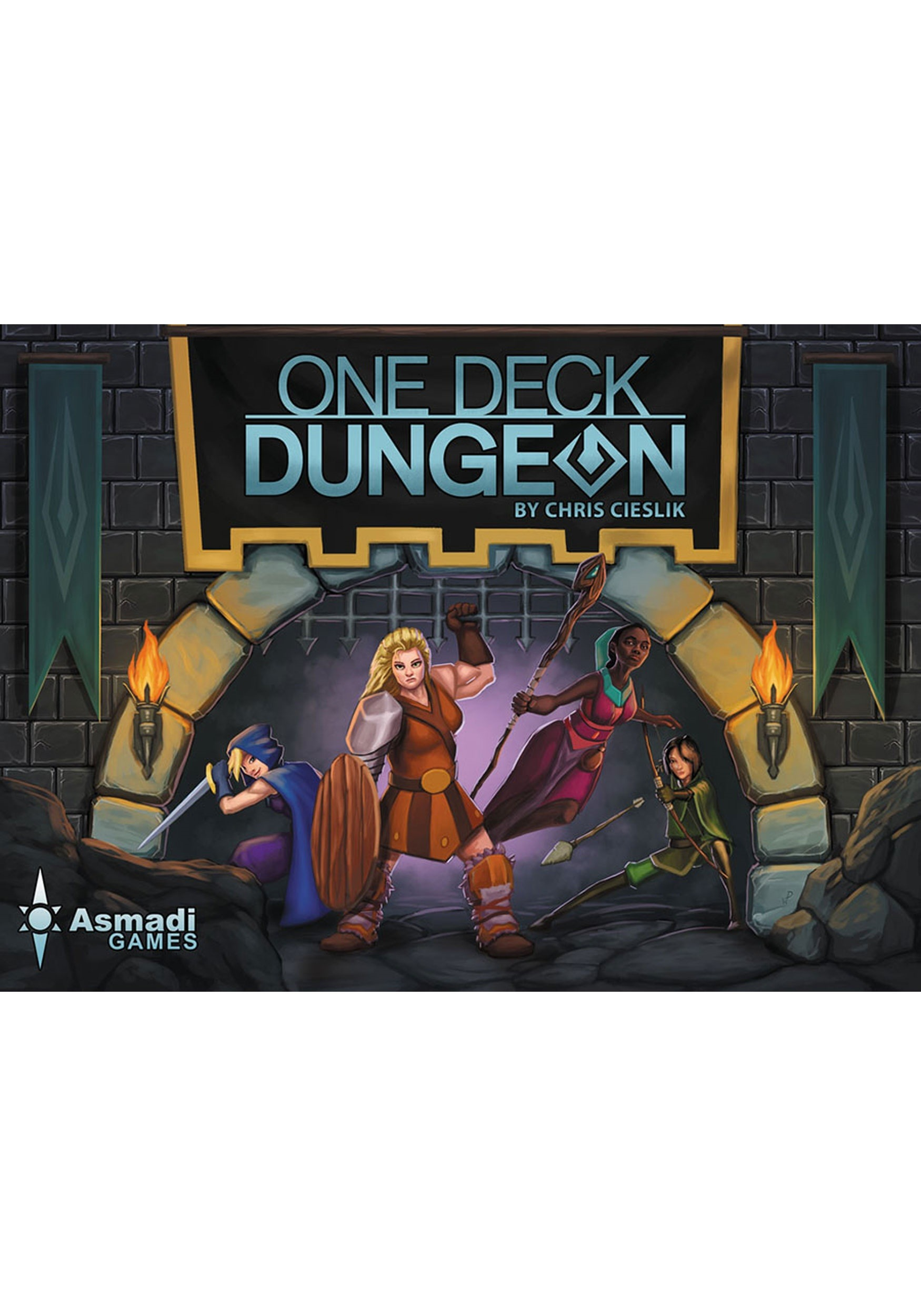 One_Deck_Dungeon_Card_Game