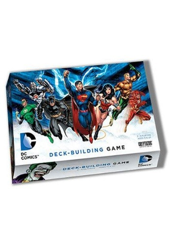 DC Comics Deck Building Game: Core Set