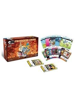 Cartoon Network Crossover Crisis Deck Building Game