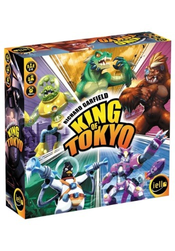 King of Tokyo New Edition Board Game