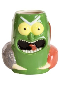 Rick And Morty Pickle Rick Mug