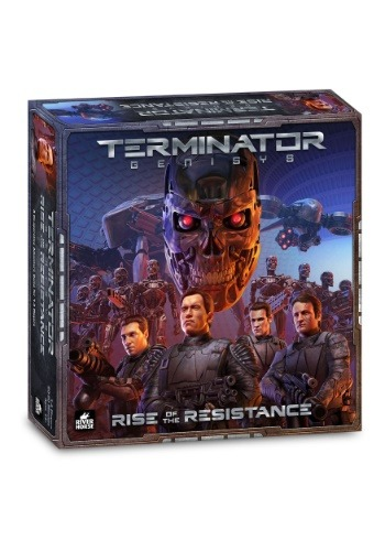 Terminator: Genisys - Rise of the Resis Board Game