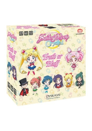 Sailor Moon Crystal: Truth or Bluff Party Game