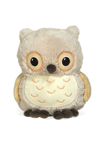 Cloud B Sunshine Owl Soothing Sounds Plush