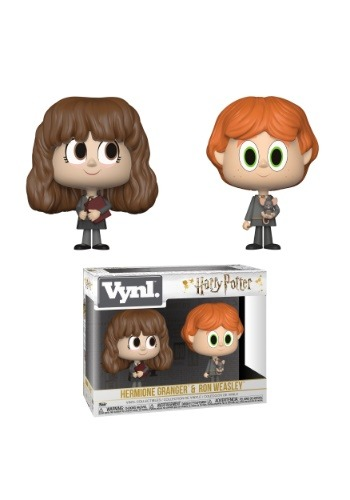 Vynl: Harry Potter- 2 Pack- Ron & Hermione