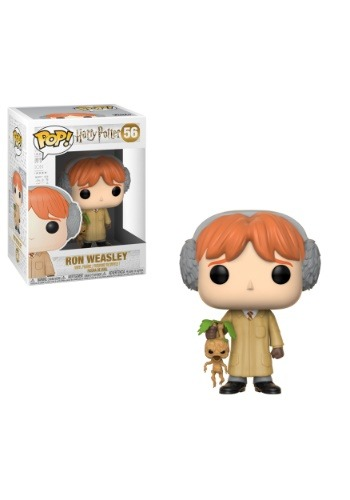 Pop! Harry Potter: Herbology Class Ron Weasley