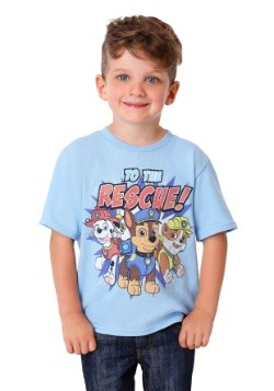 Paw Patrol To the Resuce Boy's T-Shirt