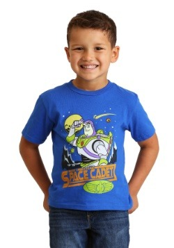 Toy Story Buzz Lightyear Space Cadet Boy's T-Shirt