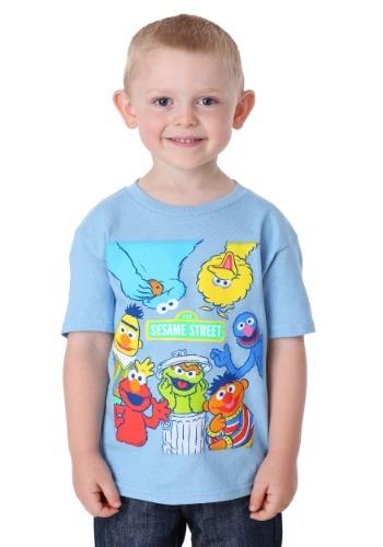 Sesame Street Character Boy's T-Shirt