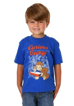 Curious George Creations Boy's T-Shirt