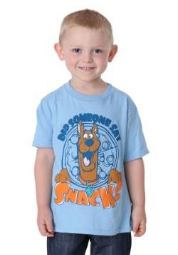Scooby Doo Scooby Snacks Boy's T-Shirt