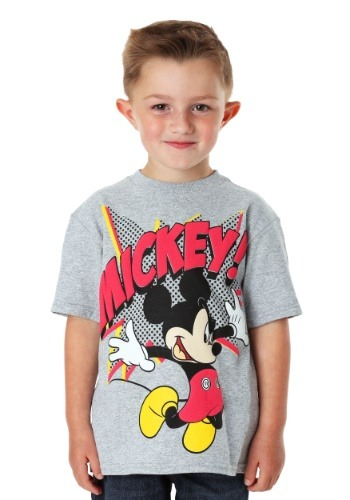 Mickey Mouse Mickey! Boy's T-Shirt