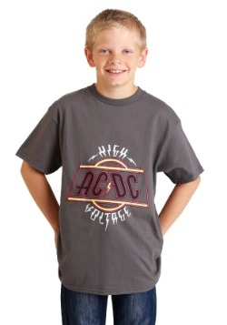 ACDC High Voltage Kid's T-Shirt