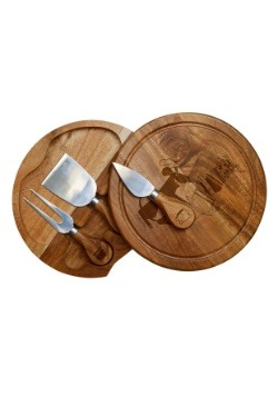 Pixar's Ratatouille Acacia Brie Cheese Board & Tools Set