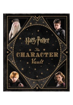 Hardcover Harry Potter: The Character Vault