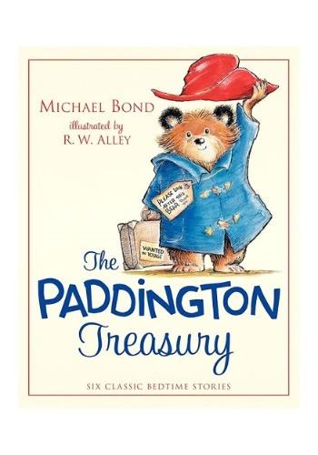 Hardcover The Paddington Treasury