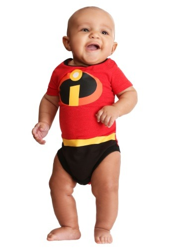 The Incredibles 2  Infant Creeper Onesie