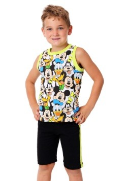 Toddler Mickey Mouse And The Crew 3 Piece Set Alt1