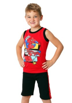Toddler Spider-Man Web Head 3 Piece Set2
