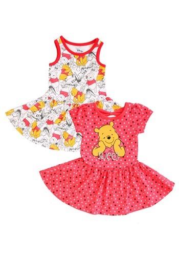 Winnie the Pooh Dresses 2 Pack