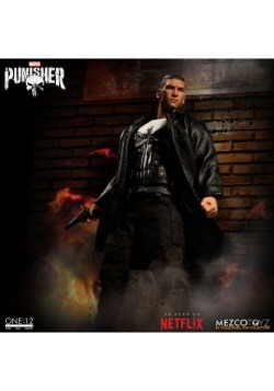 One: 12 Collective Punisher Action Figure