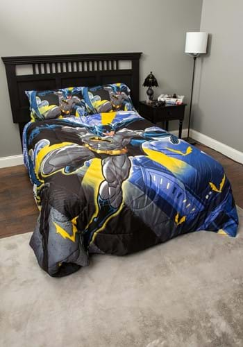 Full Size Batman City Comforter Set