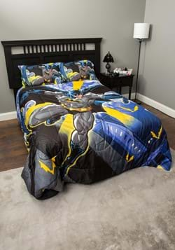 Full Size Batman City Comforter Set