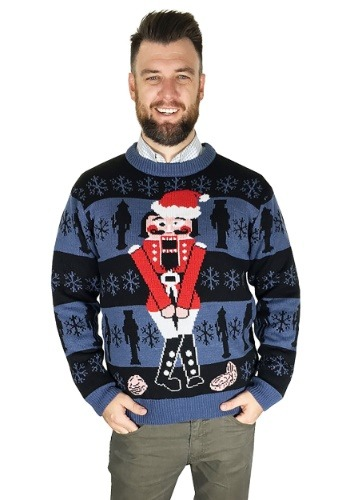 The Nutcracker Adult Ugly Christmas Sweater