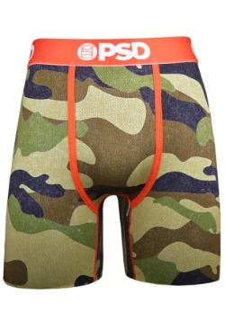 PSD Underwear- Vintage Camo Mens Boxer Briefs
