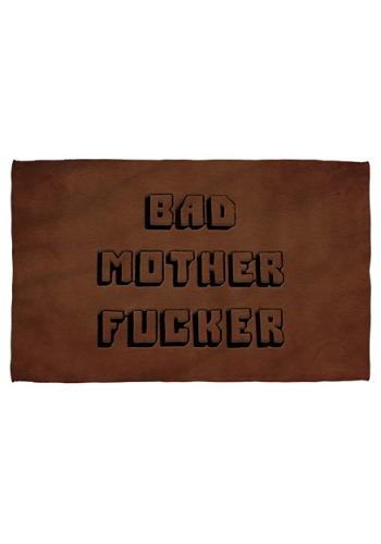 Pulp Fiction Bad Mother Bath Towel