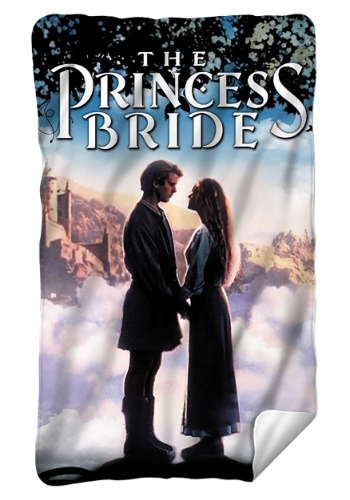 The Princess Bride Lightweight Fleece Blanket