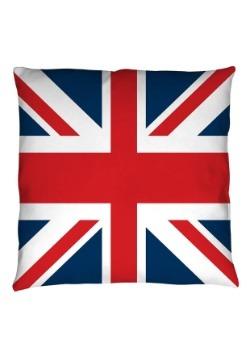 "United Kingdom Flag 14"" x 14"" Throw Pillow"
