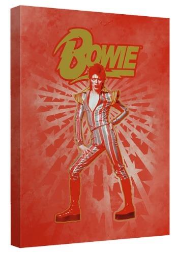 David Bowie Stars Canvas Wall Décor main