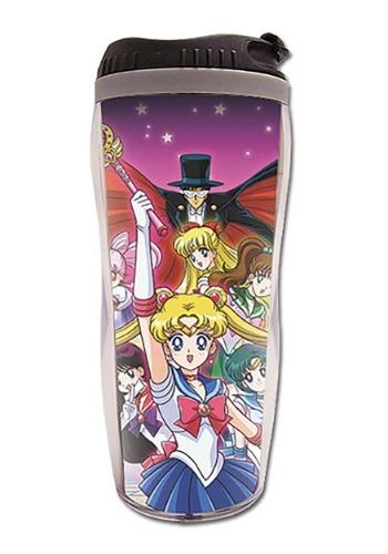 Sailor Moon Group Tumbler