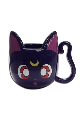 Sailor Moon Luna Mug