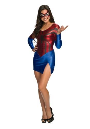 Women's Spiderman Costume