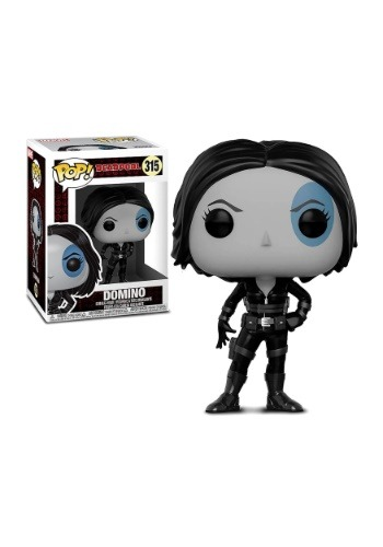 Pop! Marvel- Deadpool- Domino