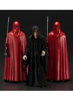 Emperor Palpatine Royal Guard 3 Pack Figures Star Wars alt 2