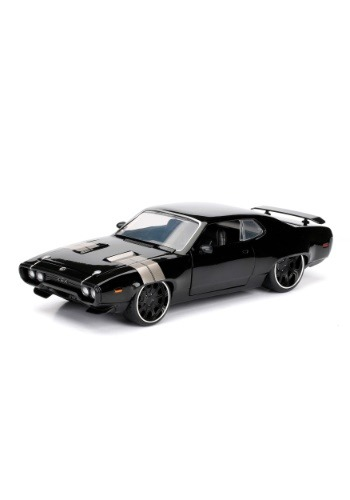 Fast & the Furious Dom's '72 Plymouth GTX 1:24 Scale