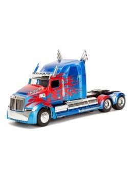 Tranformers Optimus Prime 1:24 Scale