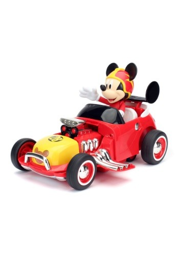 "14"" Mickey Transforming Roadster R/C"