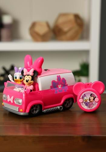 Minnie Mouse Happy Helper Toy Vehicle